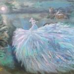 Картина Птица Счастливых снов