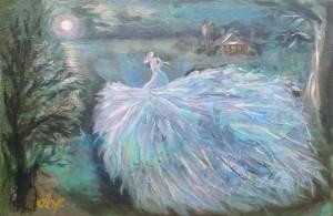 Птица Счастливых снов. Продана