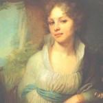 В.Боровиковский. Портрет Лопухиной