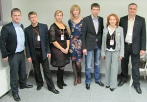 Инфоконференция-2011, участники Школы Твой старт