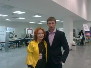 Магия на конференции по инфобизнесу-2011!