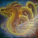 видеоурок как нарисовать дракона к новому году
