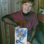 мастер-класс магия образа. рисуем дракона