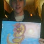 мастер-класс магия образа. дракон 2012