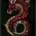 мастер-класс магия образа, огненный дракон 2012