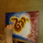 сами рисуем дракона-2012