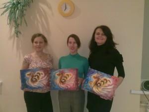 Мастер-класс Рисуем Дракона прошел в Челябинске!