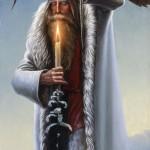 К.Васильев Человек с филином