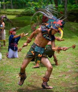 майя празднуют начало нового света