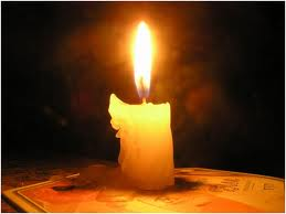 рисуем Свечу для исполнения желания