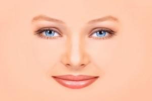 Лицо без морщин