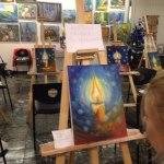 Мастер-класс рисуем свечу