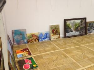 выставка художников в ЦДХ